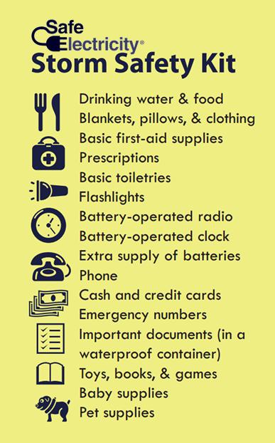 Dawson Public Power District » How to prepare a storm ...