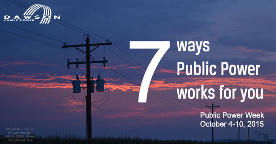 7 ways public power works for you