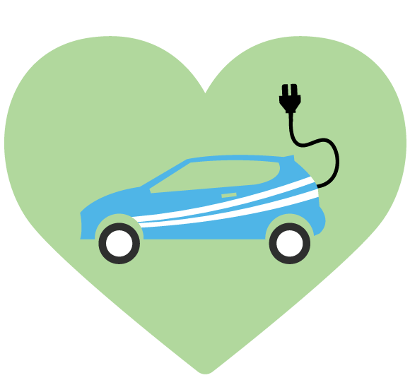 Participate in the electric vehicle charging station pilot program and receive a $200 rebate. The program began in 2018.