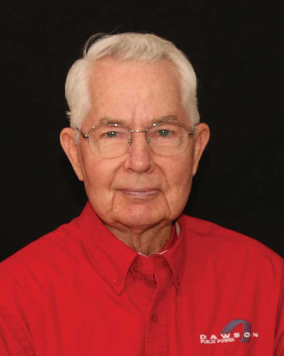 Paul Neil, Dawson PPD Board of Directors President