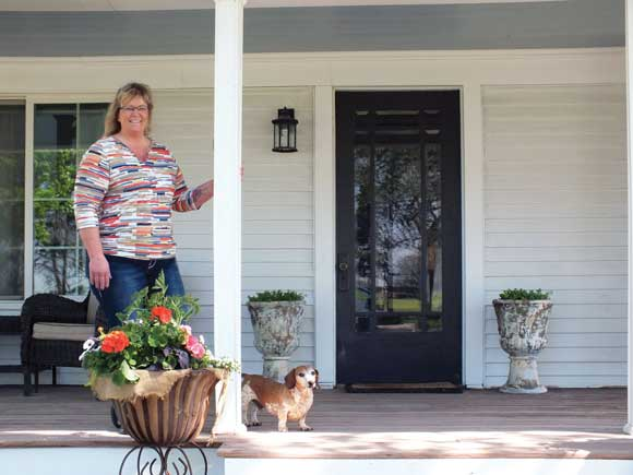 Smithfield resident Amber Siekman began her journey with the popular online lodging rental company, Airbnb, in July 2017. That next month, she hosted a total of 46 guests.