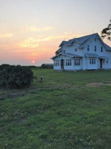 The Holen Horse and Homestay is a three-bedroom farm house listed on the National Register of Historic Places. Courtesy photo.
