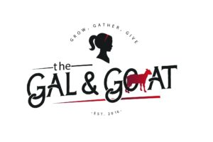 The Gal and Goat logo