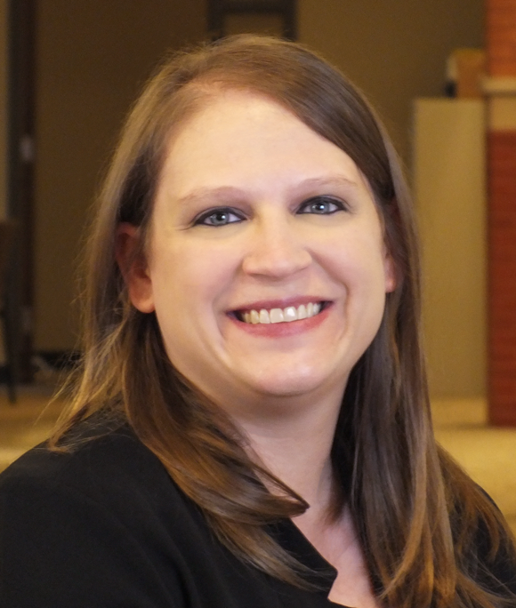 Shannon Peard, Manager of Finance and Administration