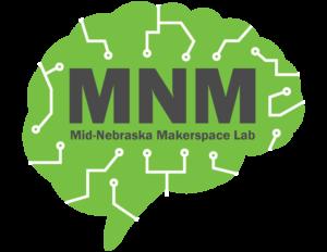 Mid-Nebraska Makerspace Lab logo