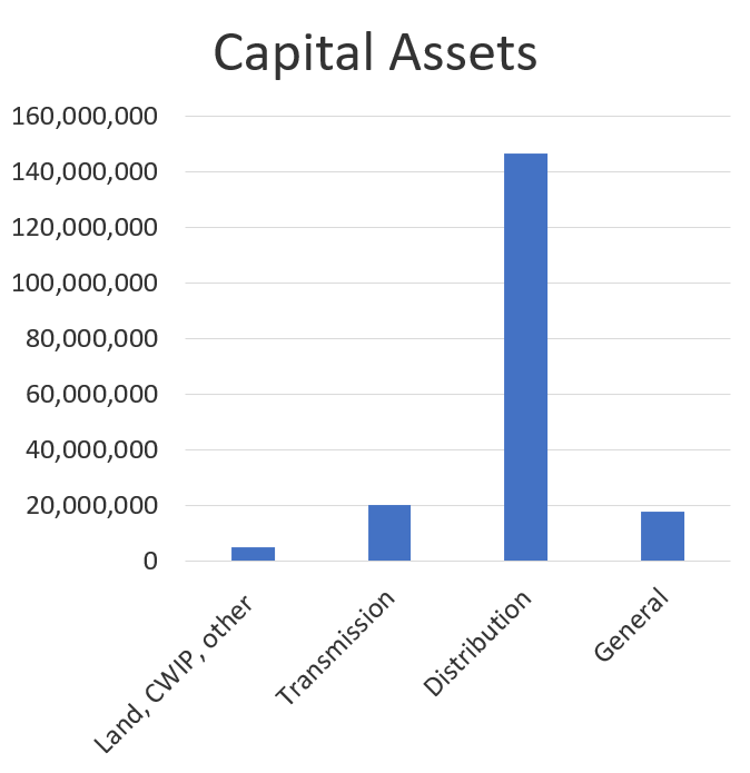 2019 Dawson PPD Capital Assets