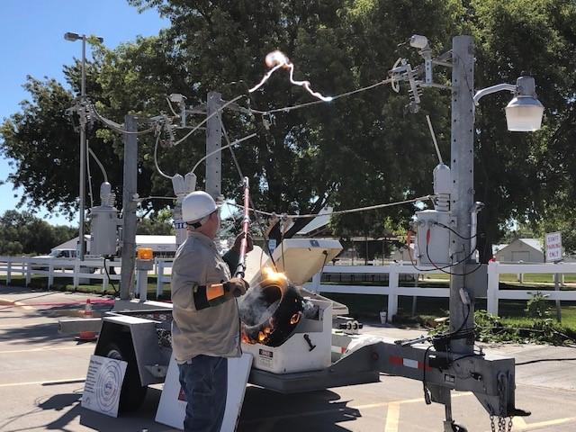 Electrical Safety Demonstration Septebmer 2020