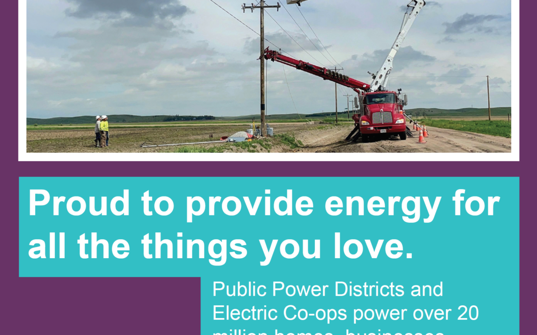 October is Public Power Month